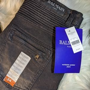 Balmain jeans $2100.00